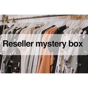 Re Sell Mystery Box 📦👗👠👚🧣👜
